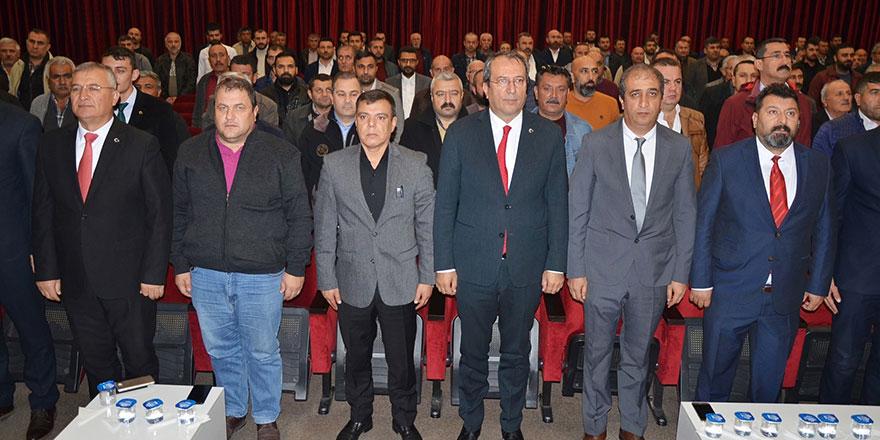 Servisçiler İstişare Toplantısı'nda buluştu