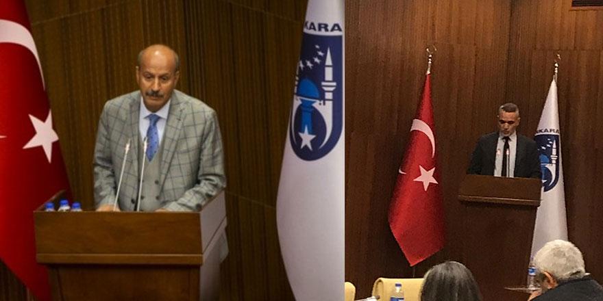 AK Partili üyelerden Başkan Yavaş'a tepki