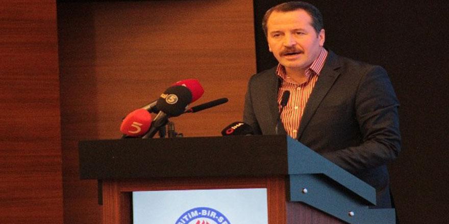 Eğitim Bir-Sen Sendikası Başkanı Ali Yalçın: Okul öncesi eğitim ücretsiz olmalı