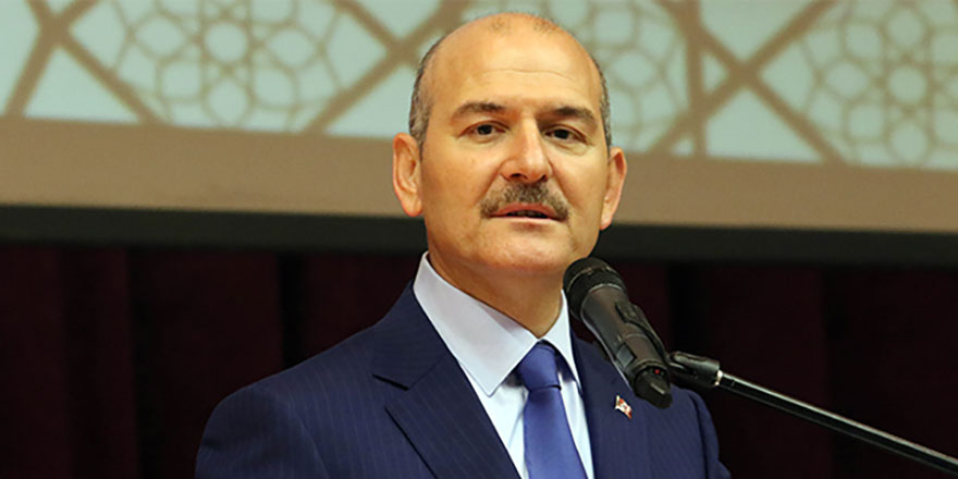 Bakan Soylu'dan PKK açıklaması