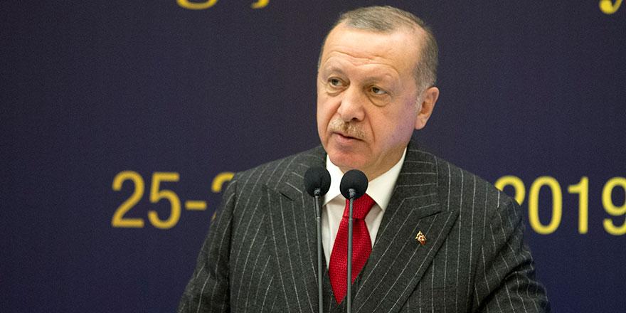 Erdoğan 6'ncı Din Şurası'nda konuştu