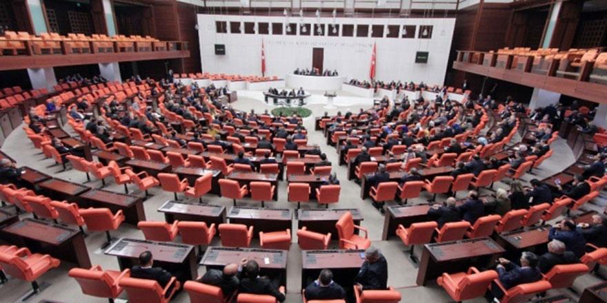 2020 Merkezi Yönetim Bütçesi Plan ve Bütçe Komisyonunda kabul edildi