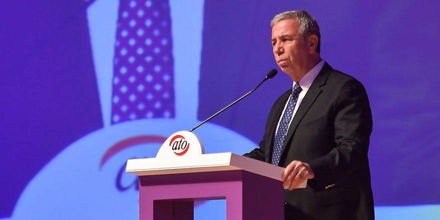 """Yavaş:  """"Ankara'yı marka şehir yapacağız"""""""