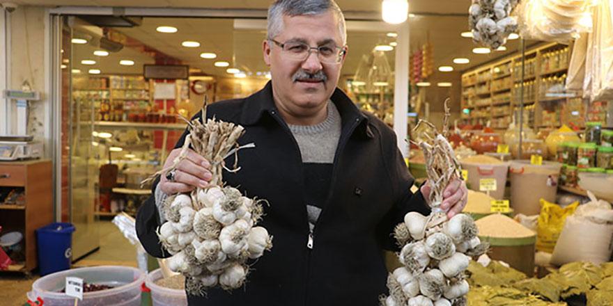 Sarımsağın fiyatı 9 kat arttı