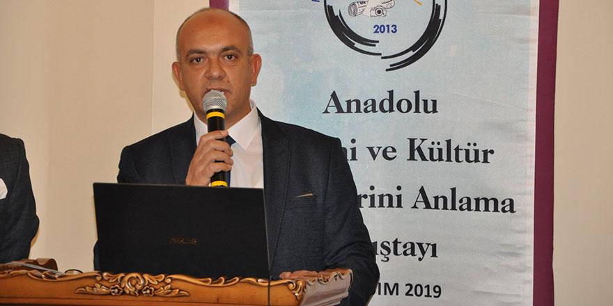 Kültür Sanat Muhabirleri Derneği Anadolu tarihini masaya yatırdı