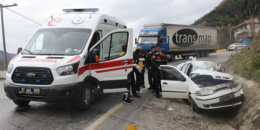 Feci kaza! Biri bebek 3 kişi öldü