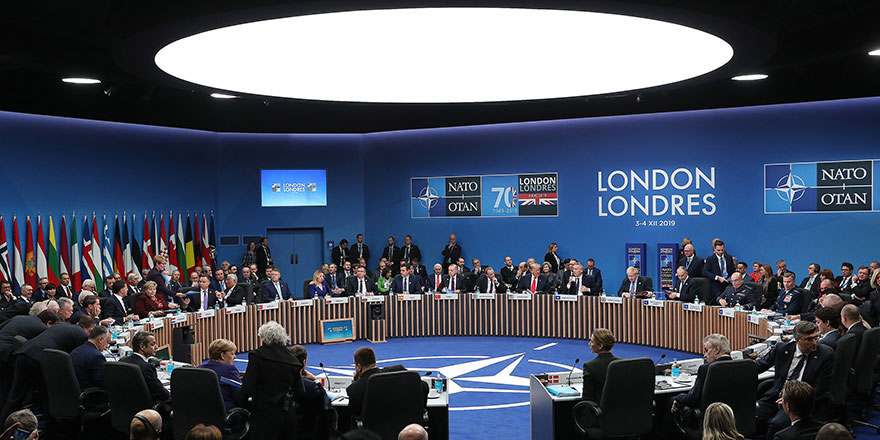 NATO Londra Deklarasyonu yayınlandı