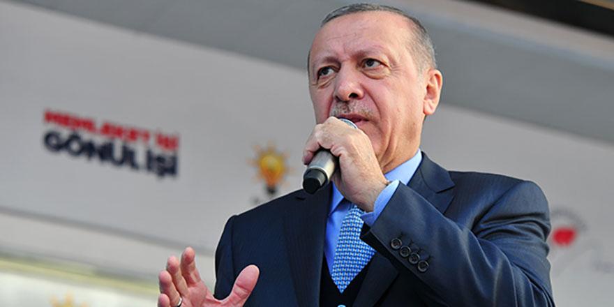Erdoğan: Artık kararlı ve güçlü Türkiye var