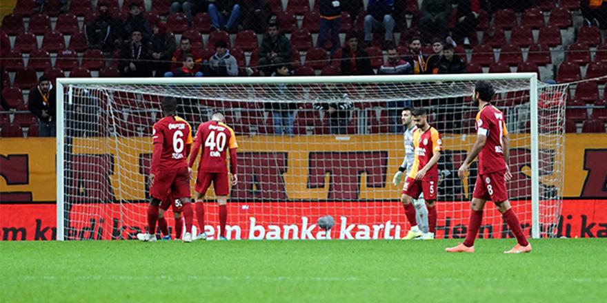 "Galatasaray ""Tuzla"" buz oldu"
