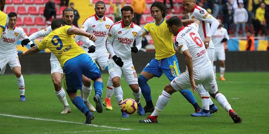 Ankara'da umut maçı