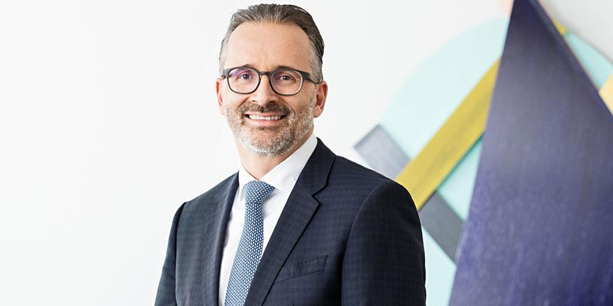 Henkel'in yeni CEO'su Carsten Knobel