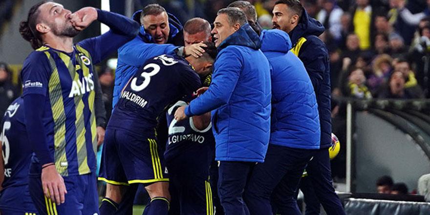 Fenerbahçe'yi Gençlerbirliği tutamadı