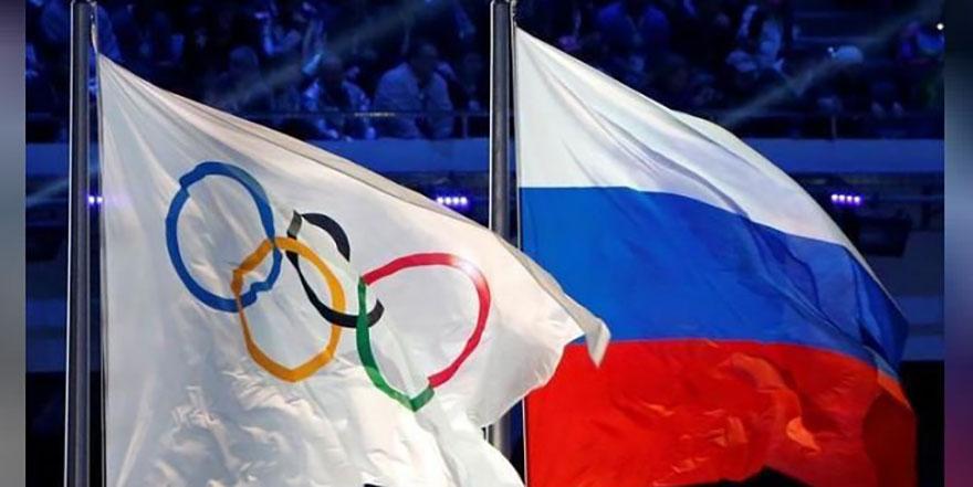 Rusya 4 yıl boyunca uluslararası müsabakalardan men edildi