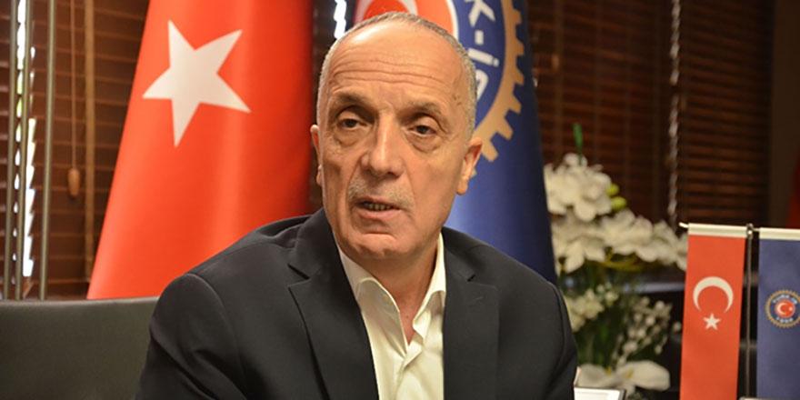 Ergün Atalay: Talebimizde ısrarlıyız
