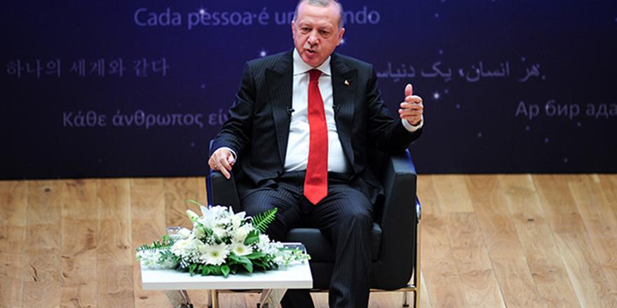 Cumhurbaşkanı Erdoğan önemli açıklamalarda bulundu.