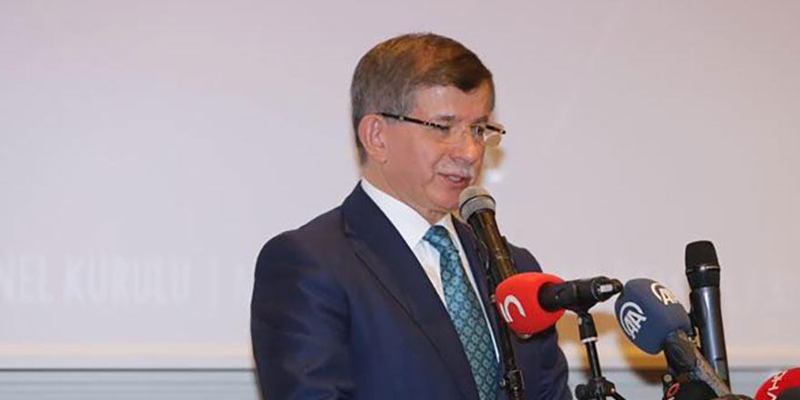İşte Davutoğlu'nun partisinin ismi ve amblemi