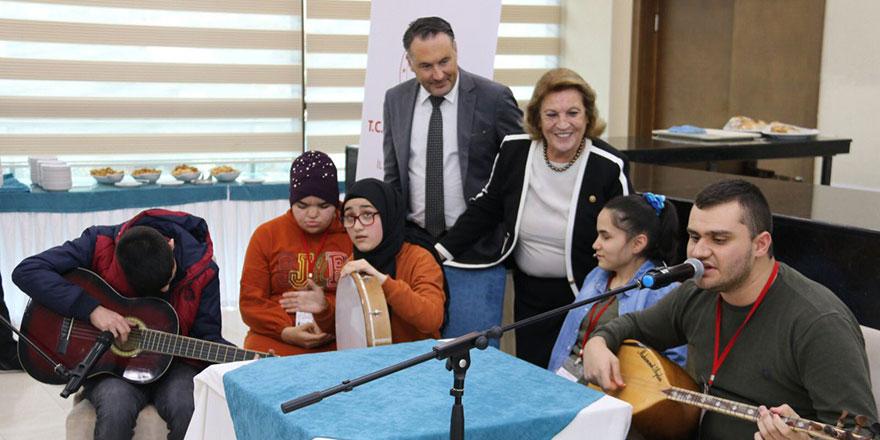 Mutlu Bir Gün Projesi'nin yedincisi düzenlendi