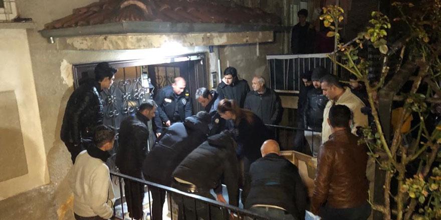 Altındağ'da anne ve kızı ölü bulundu