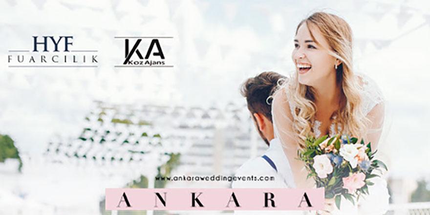 Evlilik fuarı Ankara'da başladı