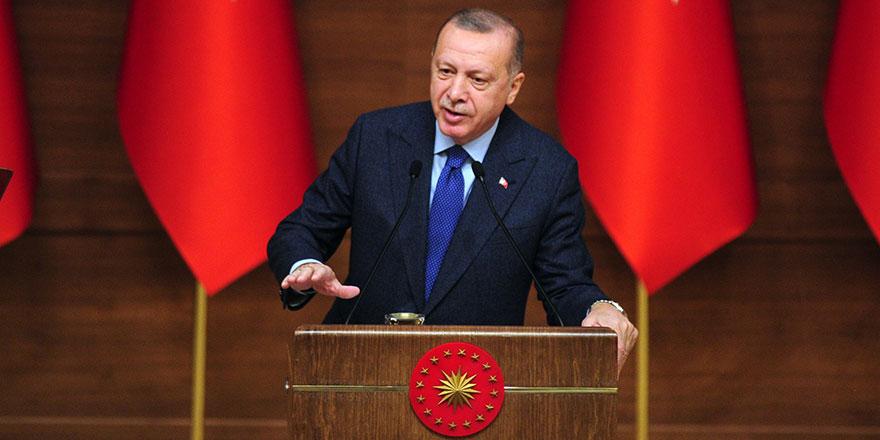 Erdoğan'dan İmamoğlu'na sert cevap