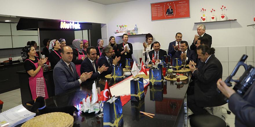 Anadolu lezzetleri etiSEM'de yarıştı