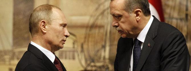 Rusya'dan Erdoğan ve Putin açıklaması