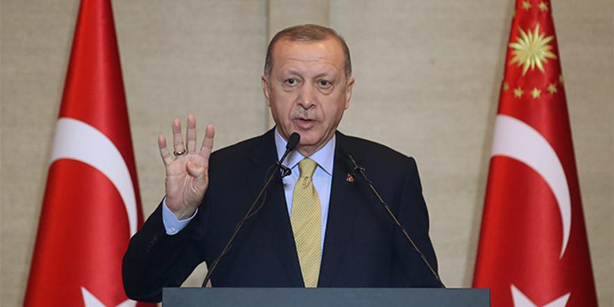 Cumhurbaşkanı Erdoğan: 'Yurt dışına göç eden her kardeşimiz Türk milletinin temsilcisidir'