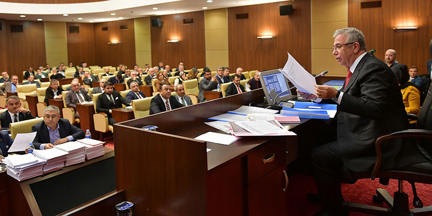 Ankara Büyükşehir: Yetim hakkını korumakta tereddüt etmeyeceğiz