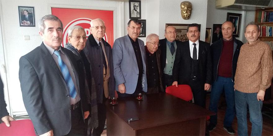 Demokrat Parti'nin tavrı net: Mansur Başkan'ın yanındayız
