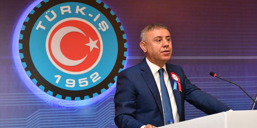 Türk-İş'ten asgari ücret açıklaması
