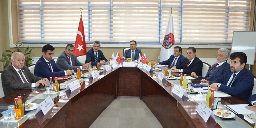Ankara Koruma Kurulu Toplandı