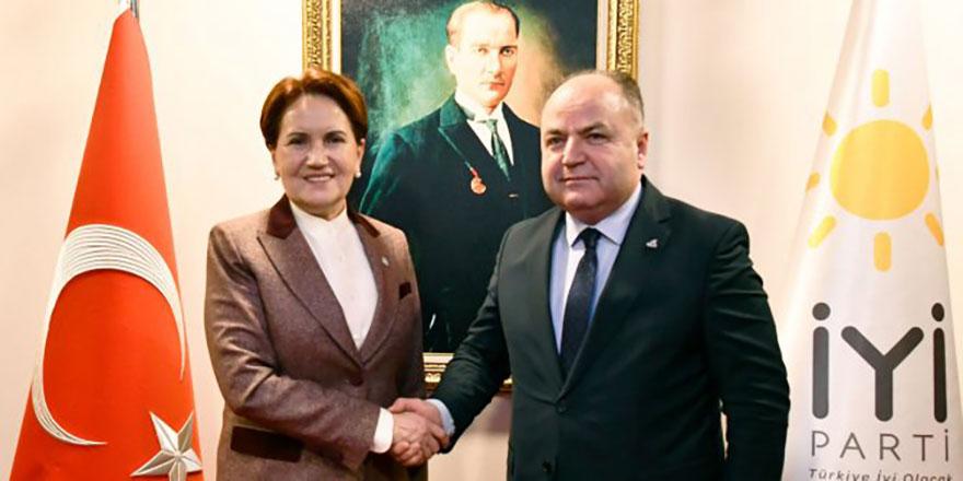 Anavatan Partisi'nden Meral Akşener'e ziyaret