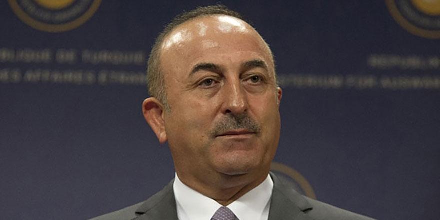 Bakan Çavuşoğlu Bağdat'a gidiyor