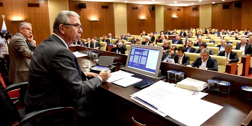 Büyükşehir Meclisi'nde tuz polemiği