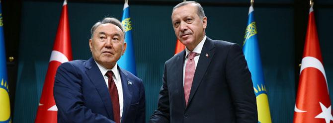 Nazarbayev: İlişkileri tespit edilirse öğretmenleri göndeririz