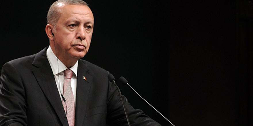 Cumhurbalkanı Erdoğan'dan kritik Libya açıklaması