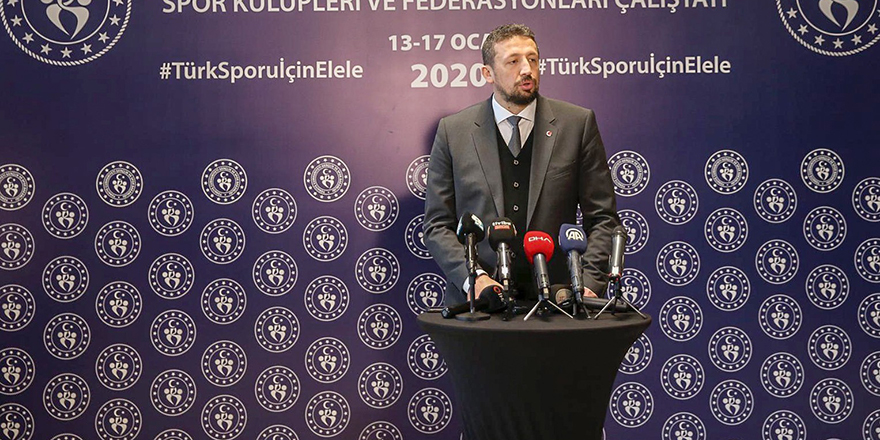 Türkoğlu: Mali olarak büyük gelişme gösterdik