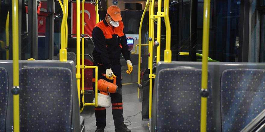 Ankara'da temiz ulaşım