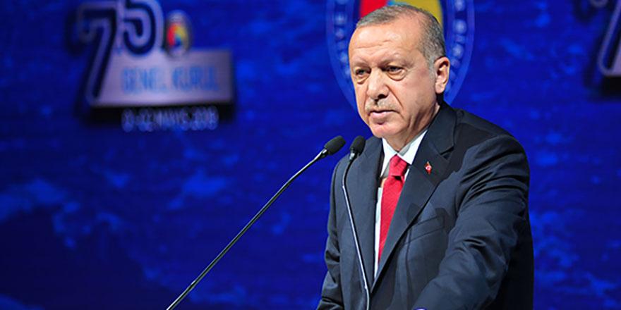Cumhurbaşkanı Erdoğan Politico için yazdı