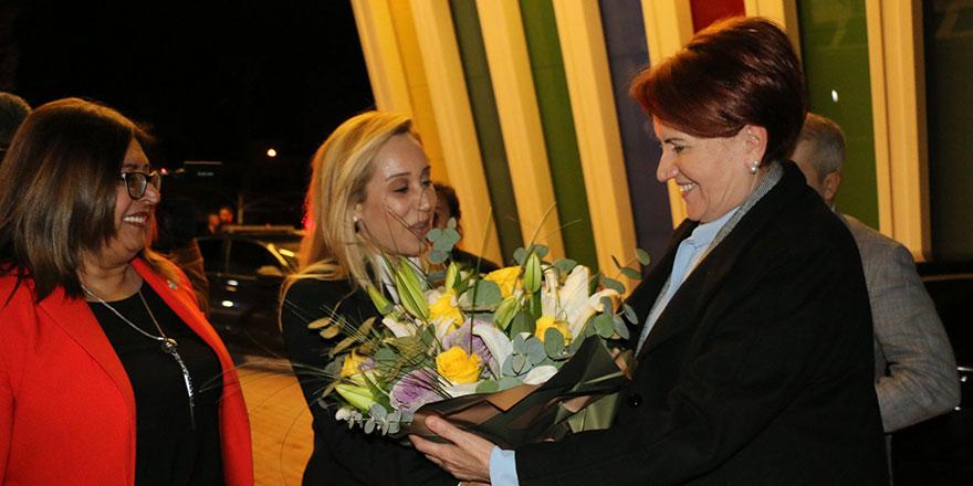 Meral Akşener'den Antalya'ya çıkarma
