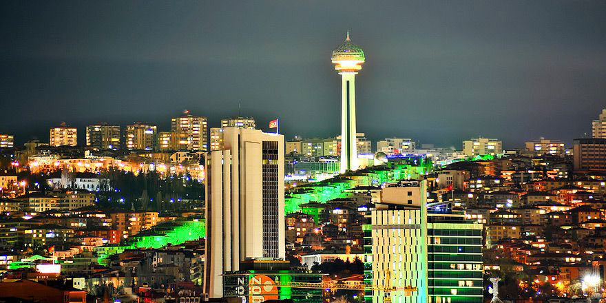 İşte Başkent Ankara'nın En Güzel Otelleri