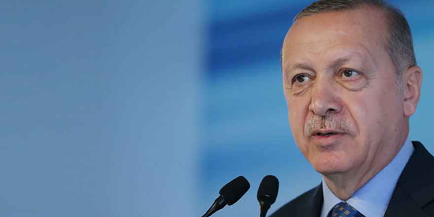 Erdoğan'dan Elazığ'daki depremle ilgili ilk açıklama
