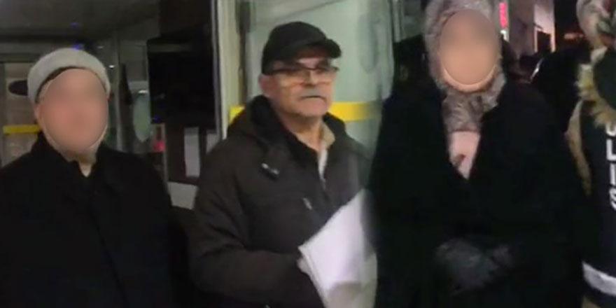 FETÖ imamı karı koca Konya'da yakalandı