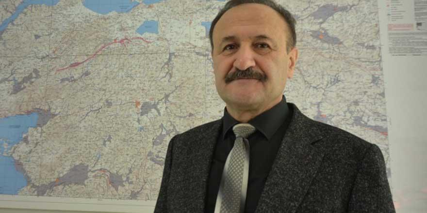 Jeoloji Mühendisleri Odası Başkan Engin Er'den flaş açıklama
