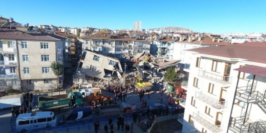 Depremin acı bilançosu yükseliyor: 41 ölü