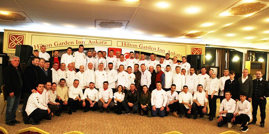 Bozkurt: Ankara'yı gastronomide bir marka yapmayı amaçlıyoruz