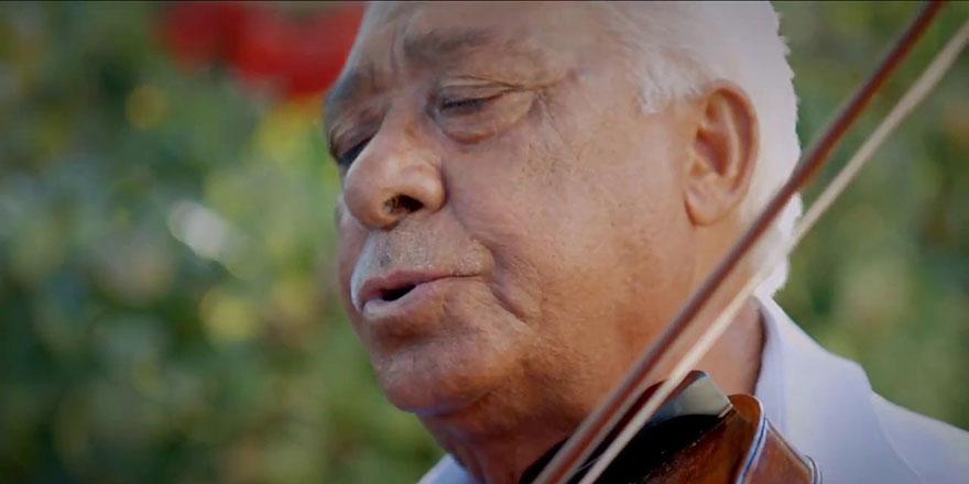 Kırıkkale ünlü kemancısı Seyit Çevik'i kaybetti