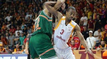 Galatasaray Odeabank: 96 - Banvit: 86