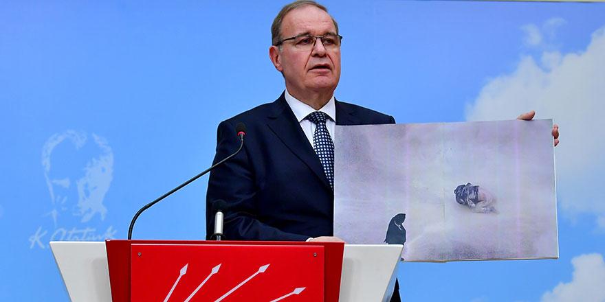 CHP'den KKTC Cumhurbaşkanı Akıncı'ya tepki