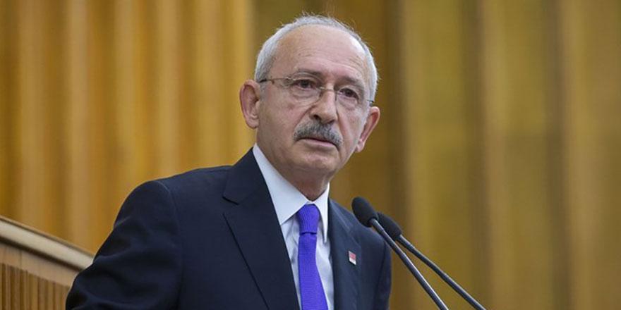 Kılıçdaroğlu'ndan FETÖ'nün siyasi ayağı açıklaması